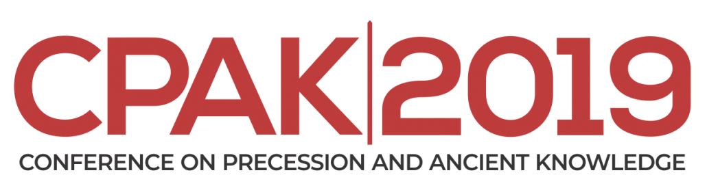 CPAK 2019 • 11th Conference on Precession and Ancient Knowledge
